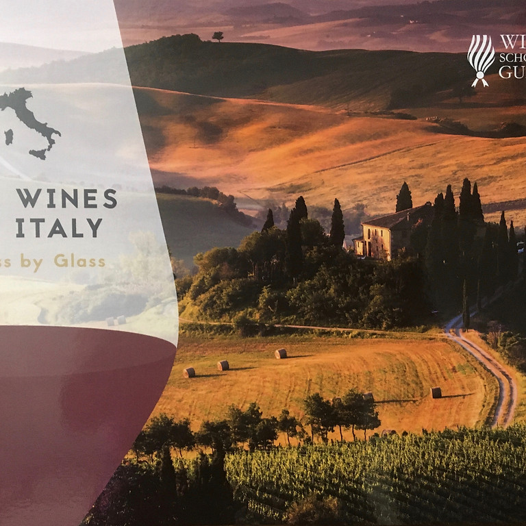 Italian Wine Foundations/ Italian Wine Scholar Prep Course