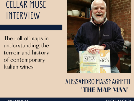 "In Conversation with Alessandro Masnaghetti, aka ""the Map Man"""