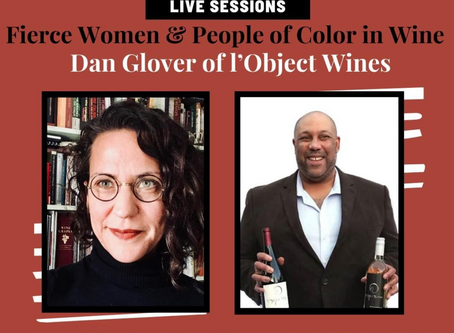 Interview with Dan Glover of L'Object Wines