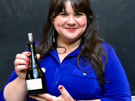 Megan Barone FWS, IWS - Equity & Diversity Scholarship recipient for Spanish Wine Scholar