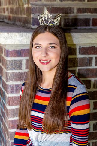 Brelynn Randall, 2019 LCF Jr Queen