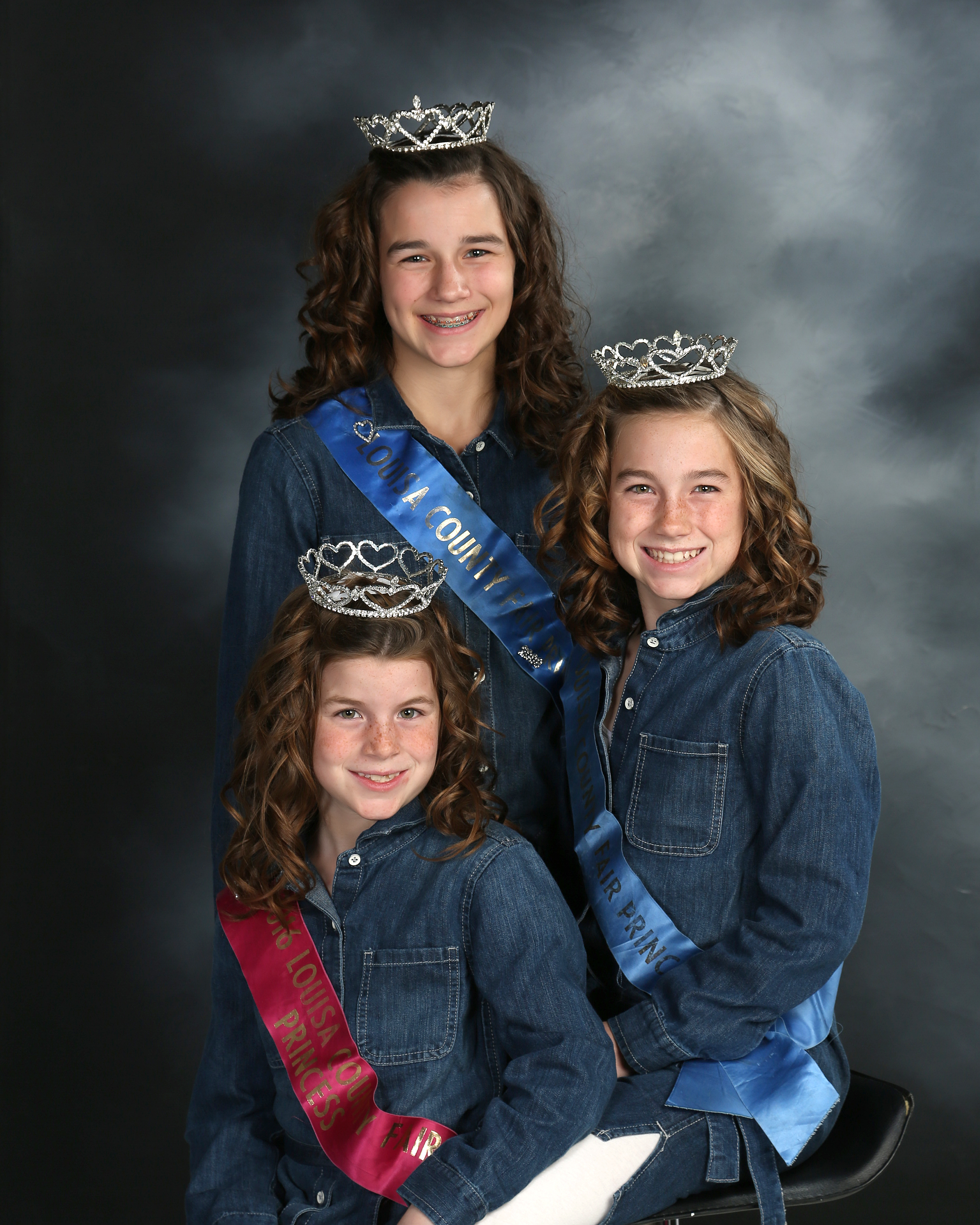 Three Princesses...