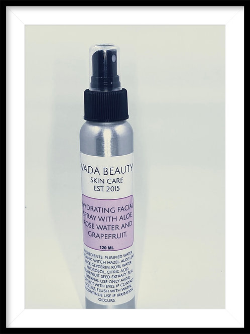 Hydrating Facial Mist - Rose Water