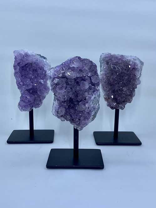 Amethyst On Stand (5 inch)