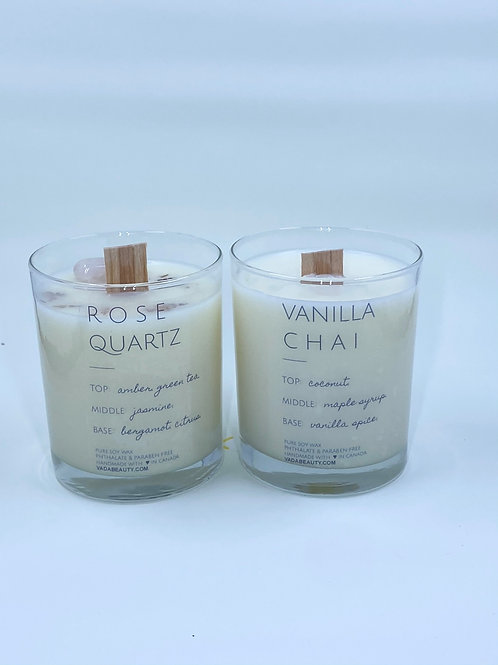 8oz crystal candles - click to select scent(s)
