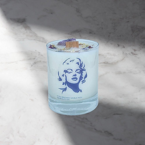 Marilyn Crystal Candle