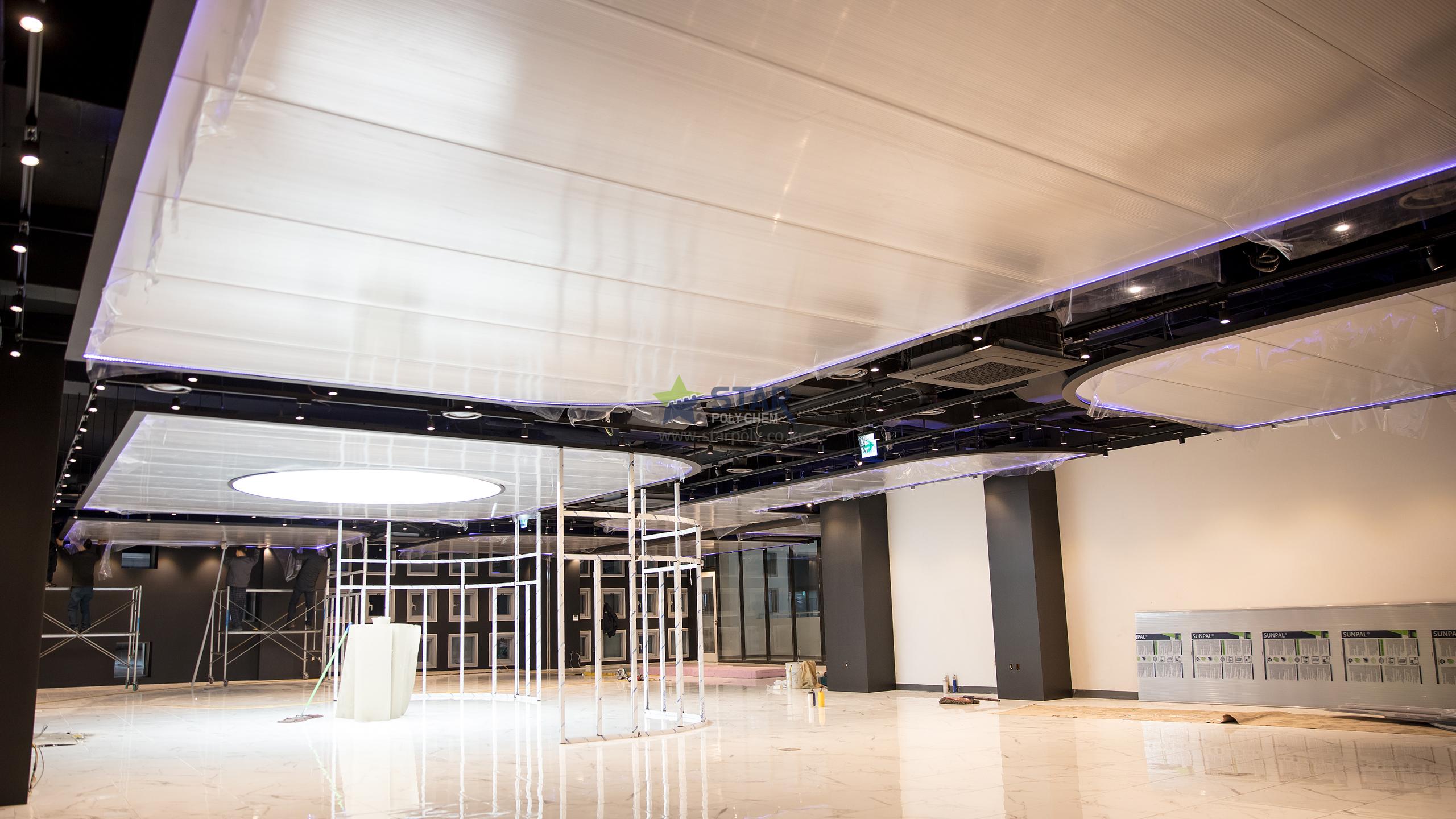 KAIST 도서관 2층