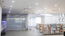 한국 과학 기술원 KAIST 1층