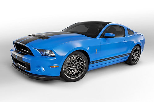 2011-12 GT500 Stage 3 Performance Package