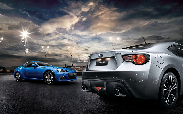 BRZ Stage 1 Performance Package