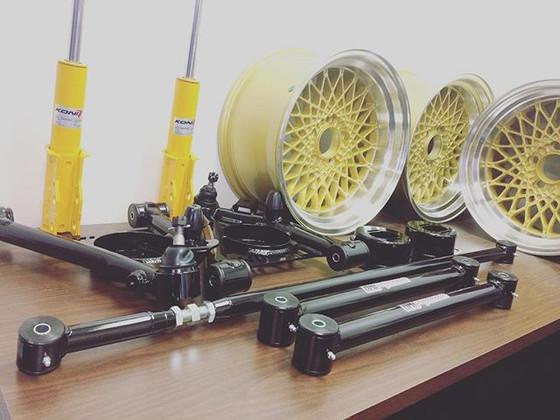 Project Trailer Park | New Parts!