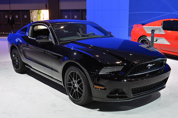2011-14 V6 Mustang Stage 3 Performance Package