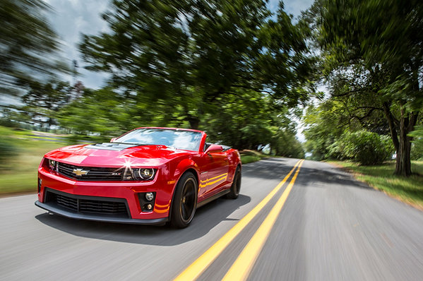 2012-2015 ZL1 Camaro Stage 2 Performance Package - 730 BHP