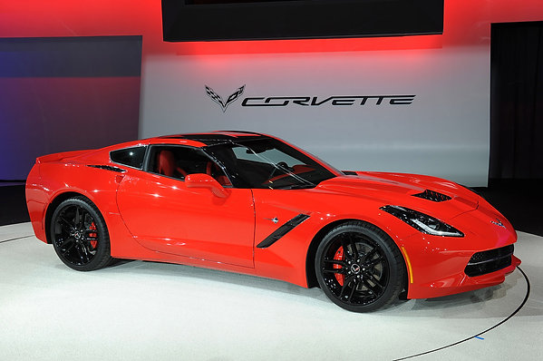 C7 Corvette Base Stage 2 Performance Package - 650 BHP