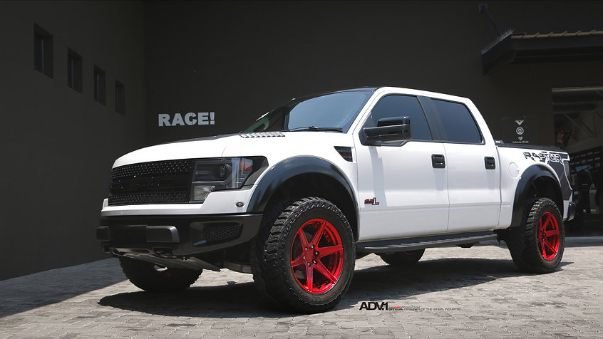 2010-14 SVT Raptor Stage 1 Performance Package - 475 BHP