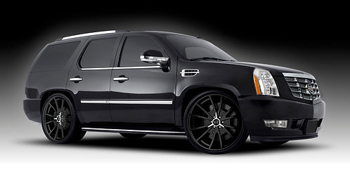 07-13 Cadillac Escalade Stage 2 Performance Package - 555 BHP