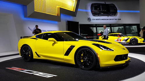C7 Corvette Z06 Stage 1 Performance Package - 700 BHP