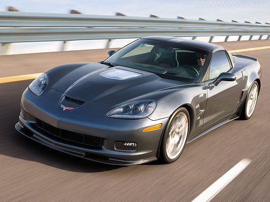 09-13 Corvette ZR1 Stage 2 Performance Package - 750 BHP