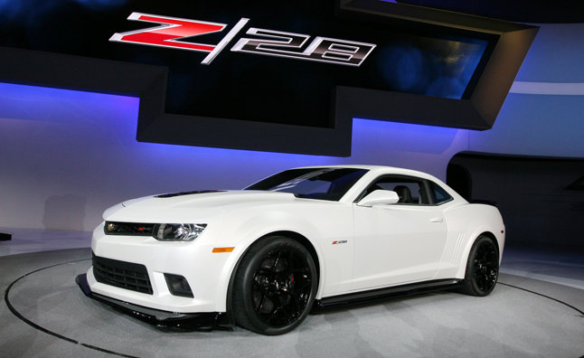 2014-2015 Z28 Camaro Stage 1 Performance Package - 555 BHP