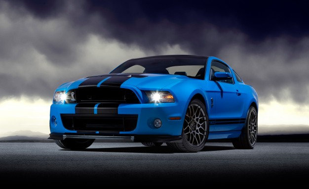 2013-14 GT500 Stage 3 Performance Package