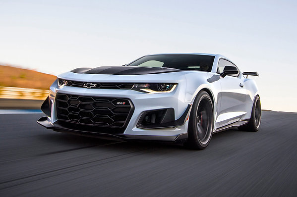 2017-18 Camaro ZL1 Stage 1 Performance Package - 700 BHP