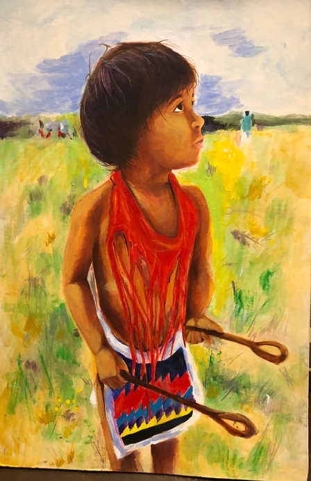 Tiger family and other Native artists to be featured at Paseo Gallery One OKLAHOMA CITY –