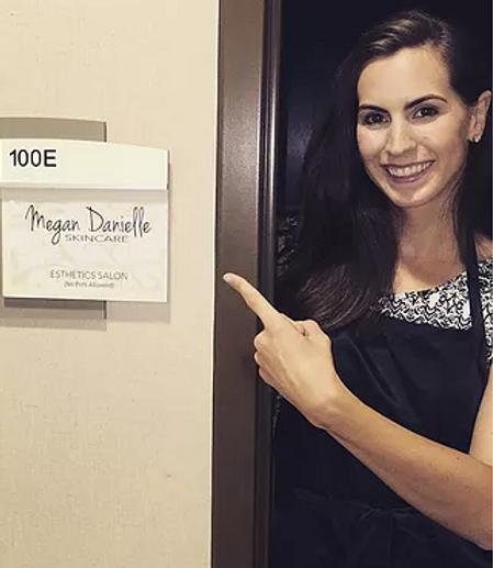 Megan Danielle Skincare Owner