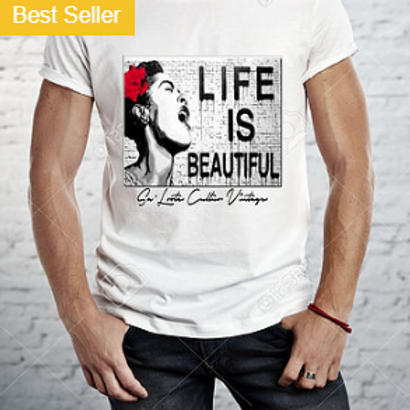 Sa'Loote LIFE IS BEAUTIFUL (Men)