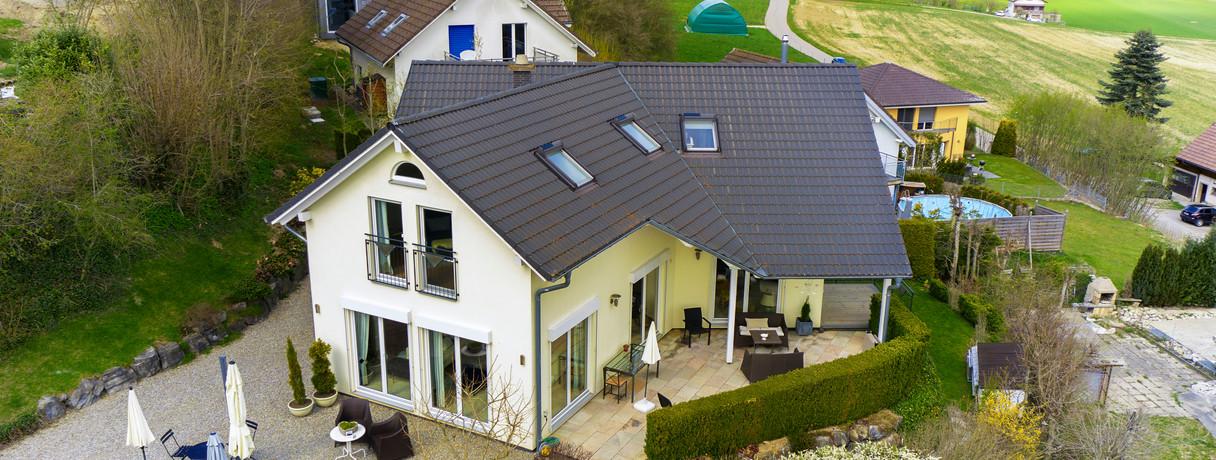 Drohnen-Fotografie für LocalCasa Immobilien