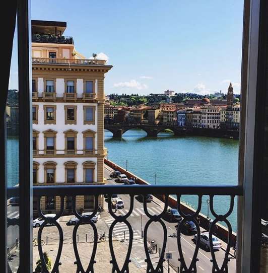 PHOTO: INSTAGRAM.COM/STREGISFLORENCE