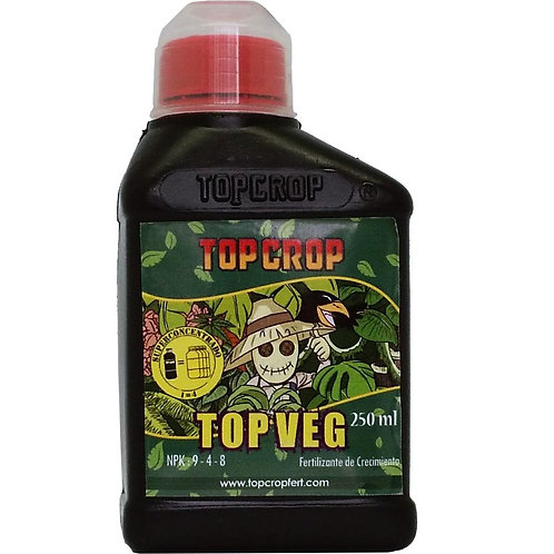 Top Crop Top Veg 1 L Fertilizante Cultivo