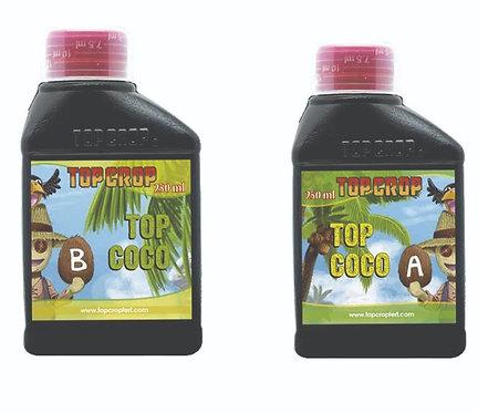TOP CROP COCO A + B 250ML
