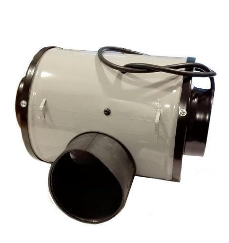 Turbina Doble boca 4 Pulgadas