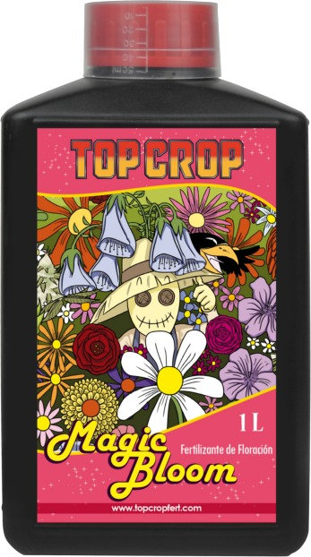 Top Crop Top Bloom Fertilizante Floración 250ml