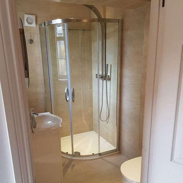 Shower Instalation