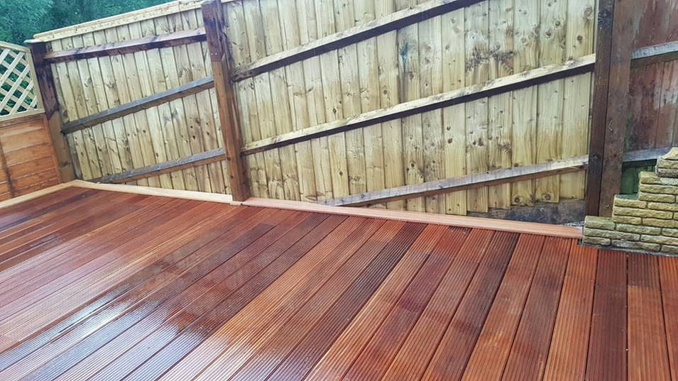 Decking, High Wycombe