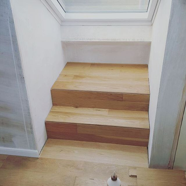 bespoke steps
