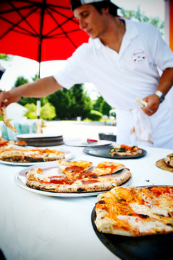 Camp Kiwi Pizza Invasion