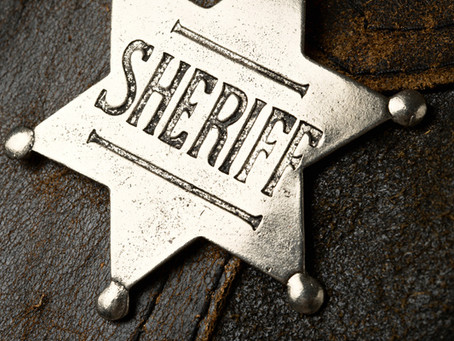 POWER OF THE COUNTY SHERIFF