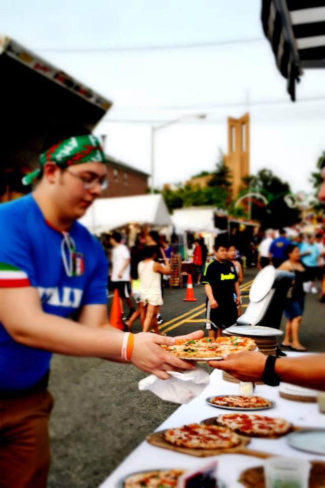 St. Theresa Festival, Bronx, NY 2014