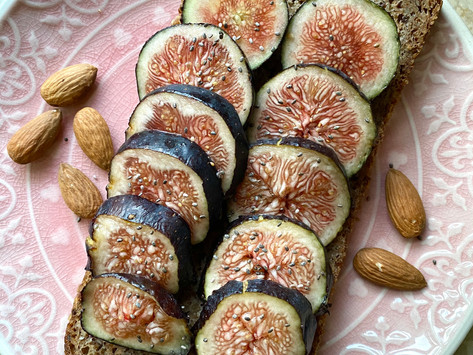 Toasts Figues