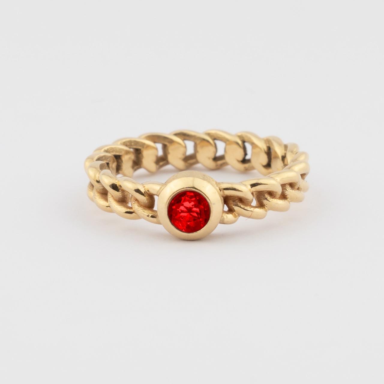Elo Ring - Granaat