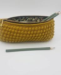 handmade pencil case