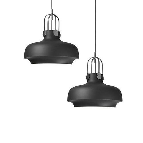 Finn Pendant Lamp (Black)