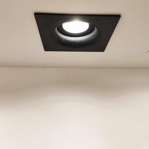Soleil Spotlight (Black/Square)