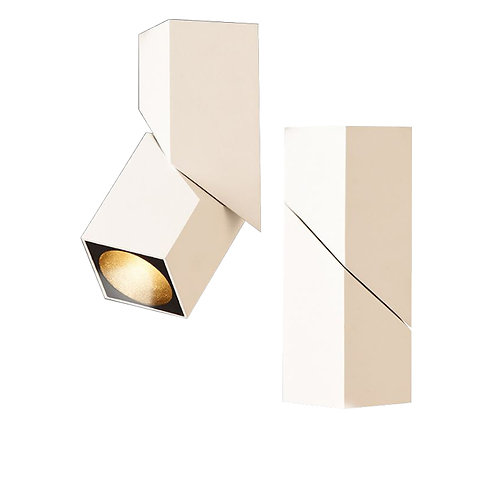 Erza Ceiling Lamp (White)