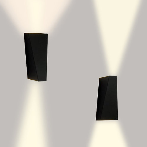 Geomix Wall Lamp (Black)