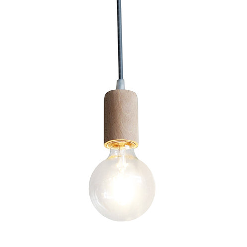 Tre Pendant Lamp (Oak)