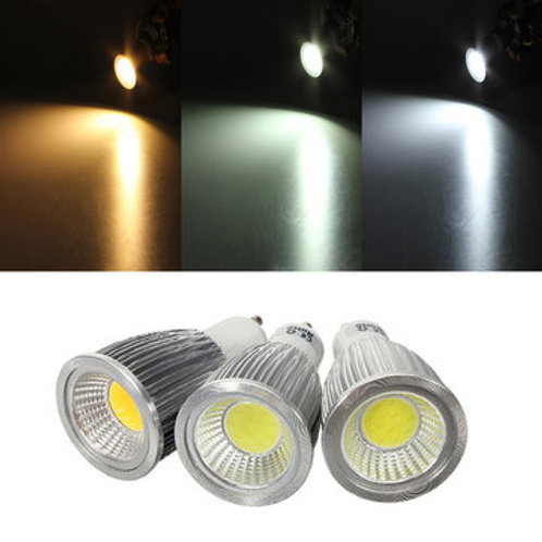GU10 LED Bulb (Tri-color/6W)