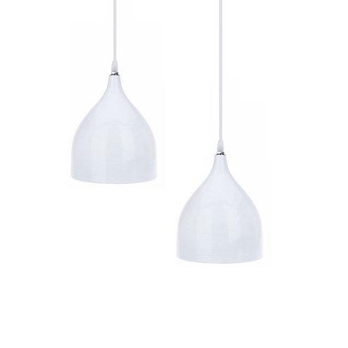 Arne Pendant Lamp (White)